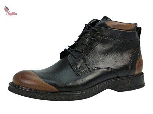 partner Bottes Noir Mjus 45 Mjus Noir Homme Chaussures vqwfF160