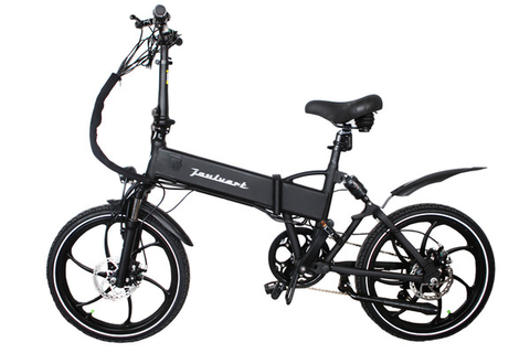 Joulvert Stealth 2019 Folding Ebike With Images Electric