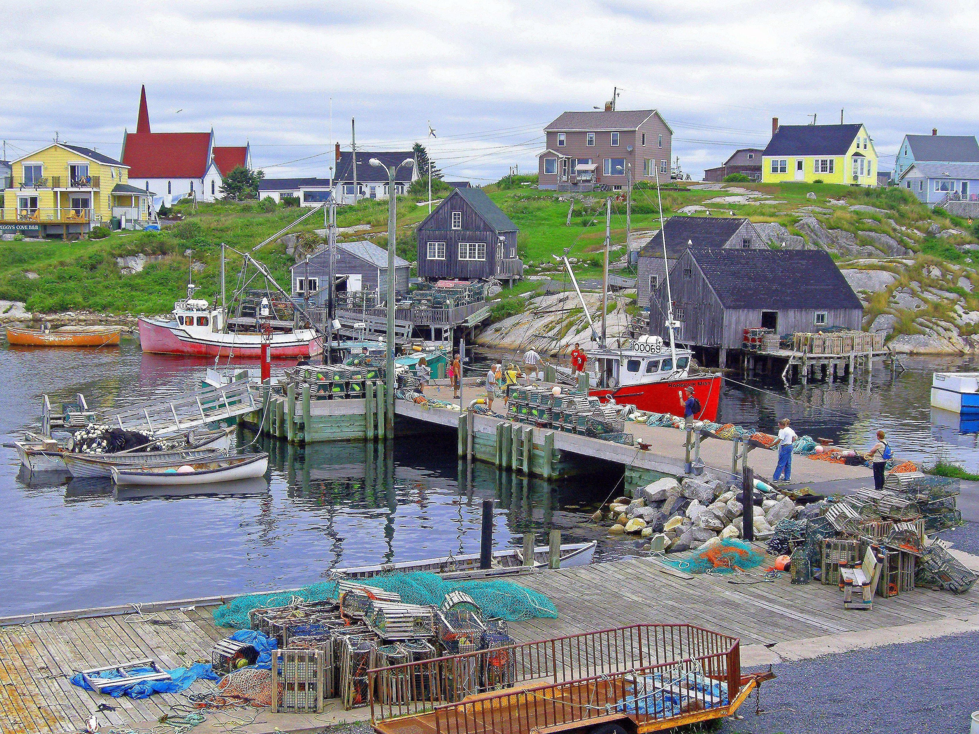 Peggy S Cove Nova Scotia Canada Travel Nova Scotia Nova