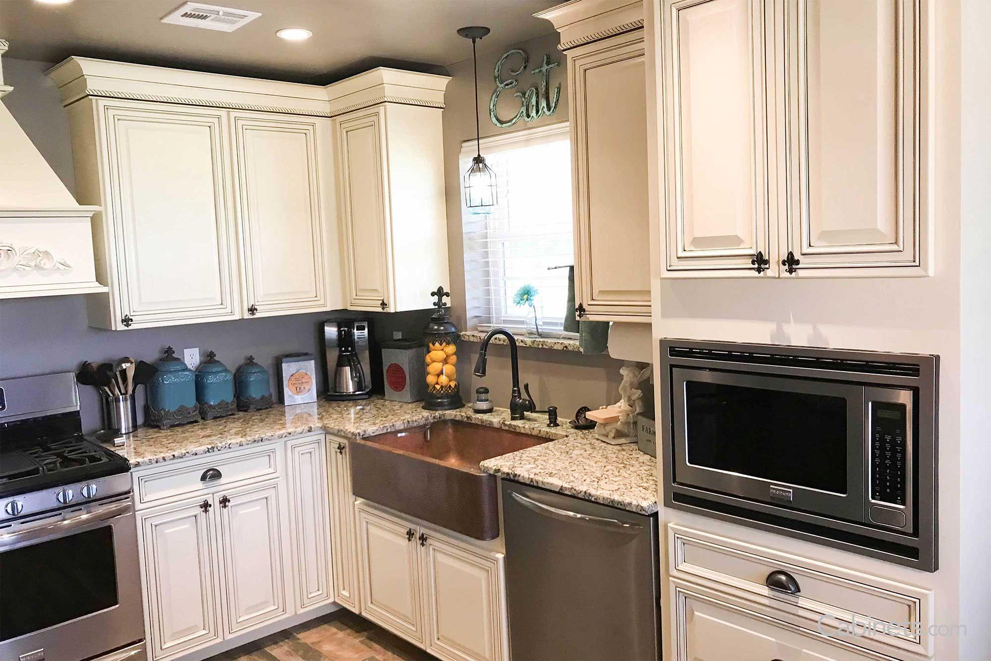 Bronson Maple Buttercream Coffee Glaze Small Farmhouse Kitchen Small Farmhouse Farmhouse Kitchen