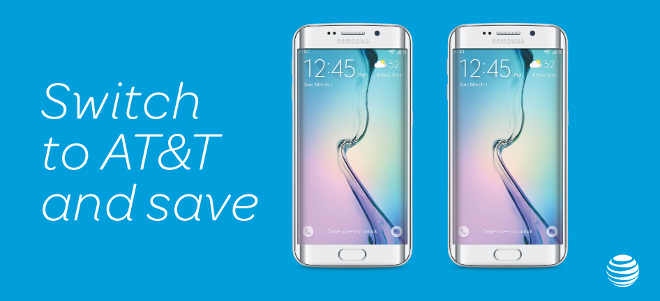 ATT Switch & Save Deal That can be combined with BOGO