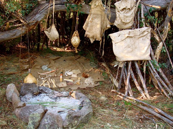 Stone, bone, antler, wood, and clay are some of the materials you'll work with in this class, as you learn the ancient wisdom of stone-age tool-making.