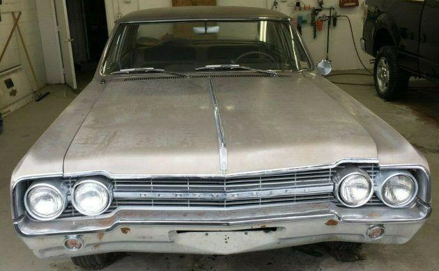 Bargain Basement Olds: 1965 Oldsmobile Cutlass F85 ...