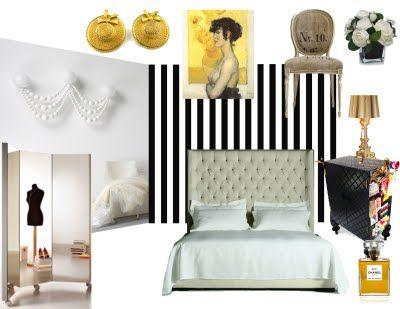 Best Coco Chanel Bedroom Classic Home Decor Home Decor 640 x 480