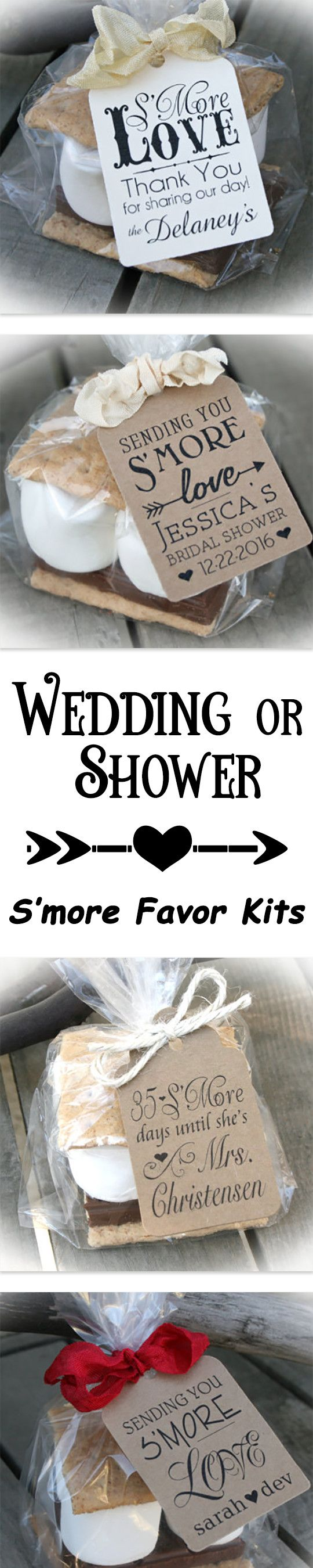 S\'mores Wedding Favors (Page 1 of 1) | Reception, Favors and Wedding