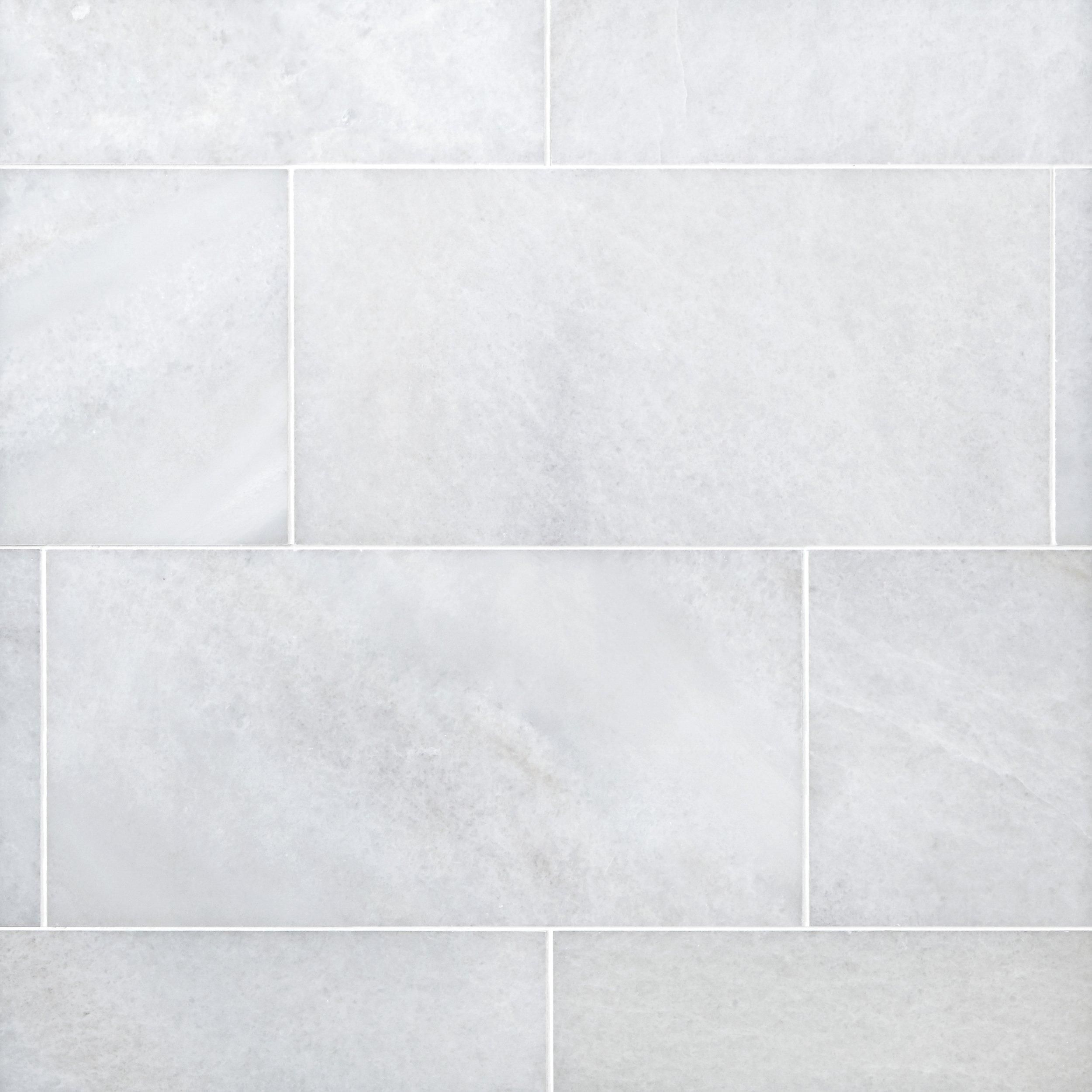 Bianco Neve Polished Marble Tile In 2020 Honed Marble Tiles Polished Marble Tiles Marble Bathroom