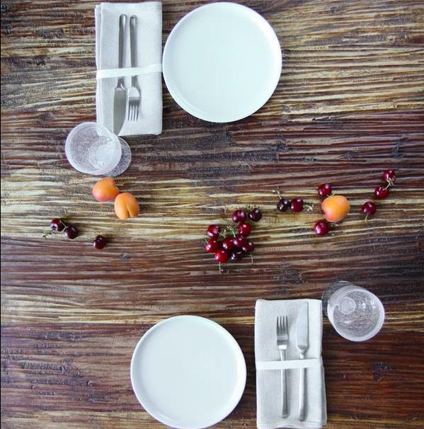 Gedeckten Tisch Guten Appetit!
