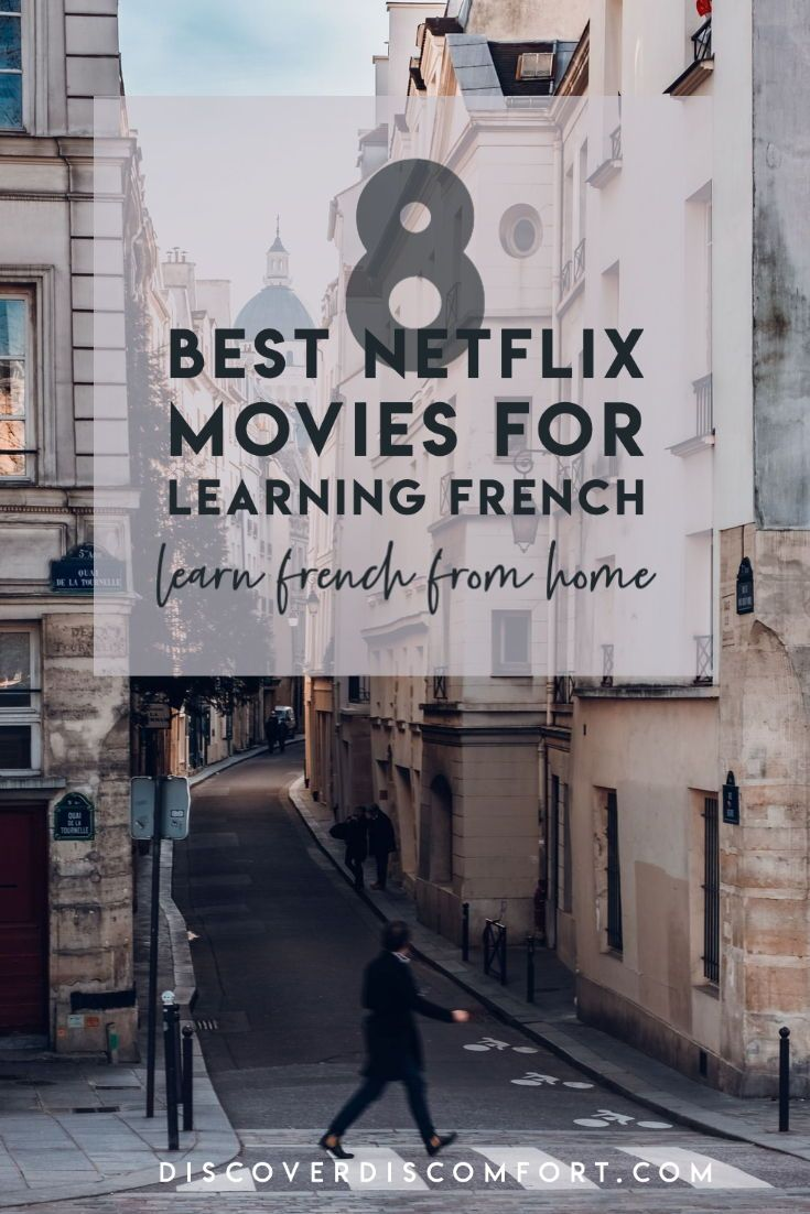 All the best french movies on netflix discover
