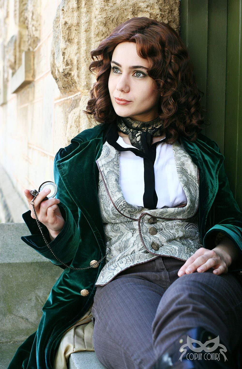 Cosplay Couture: the Eighth Doctor Costume by Courtney Coulson Photography by Luke Milton