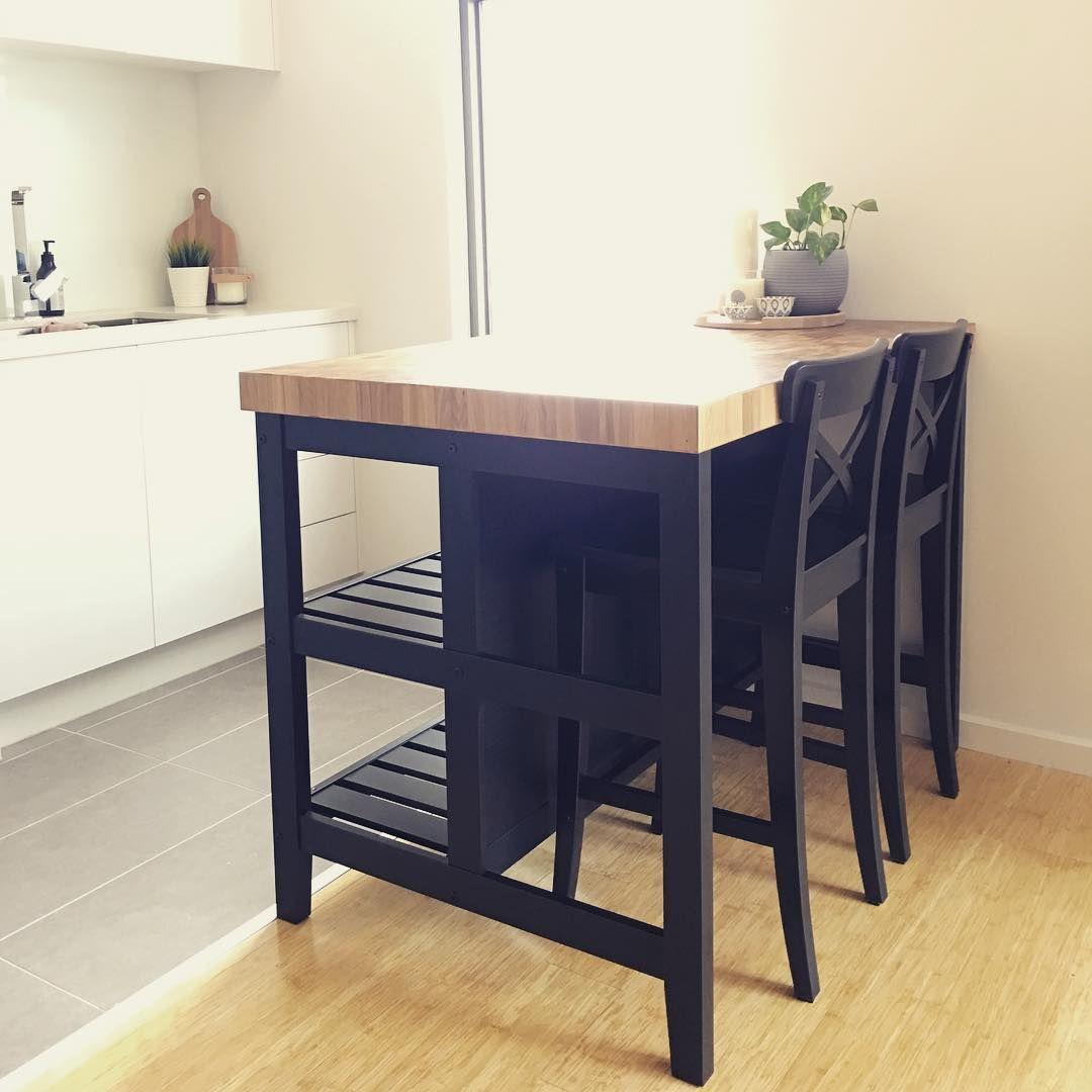 Milana On Instagram Vadholma Ikea Kitchen Keukeneiland