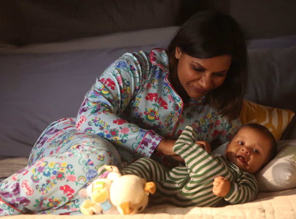 Mindy Project's Baby Is Here Check Out Adorable Fam