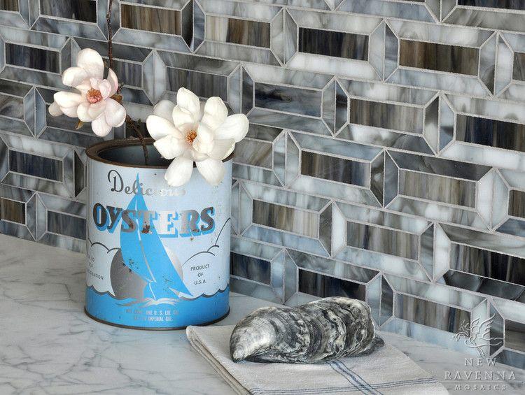 Pandora Jewel Glass Mosaic