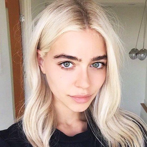 7 Platinum Blonde Hair Color Looks We Love Platinum Blonde Hair