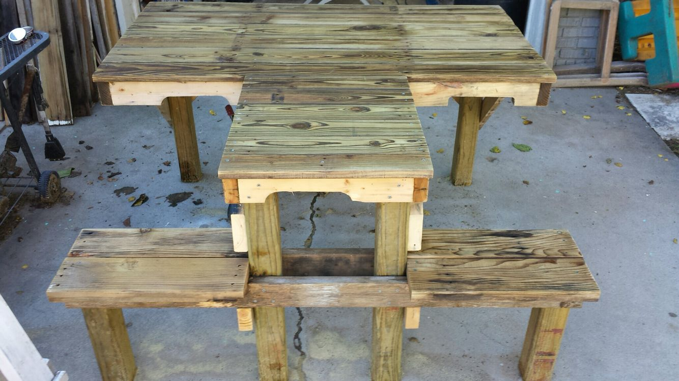 Pallet Wood Shooting Bench Shooting Bench Wood Pallets Shooting Table