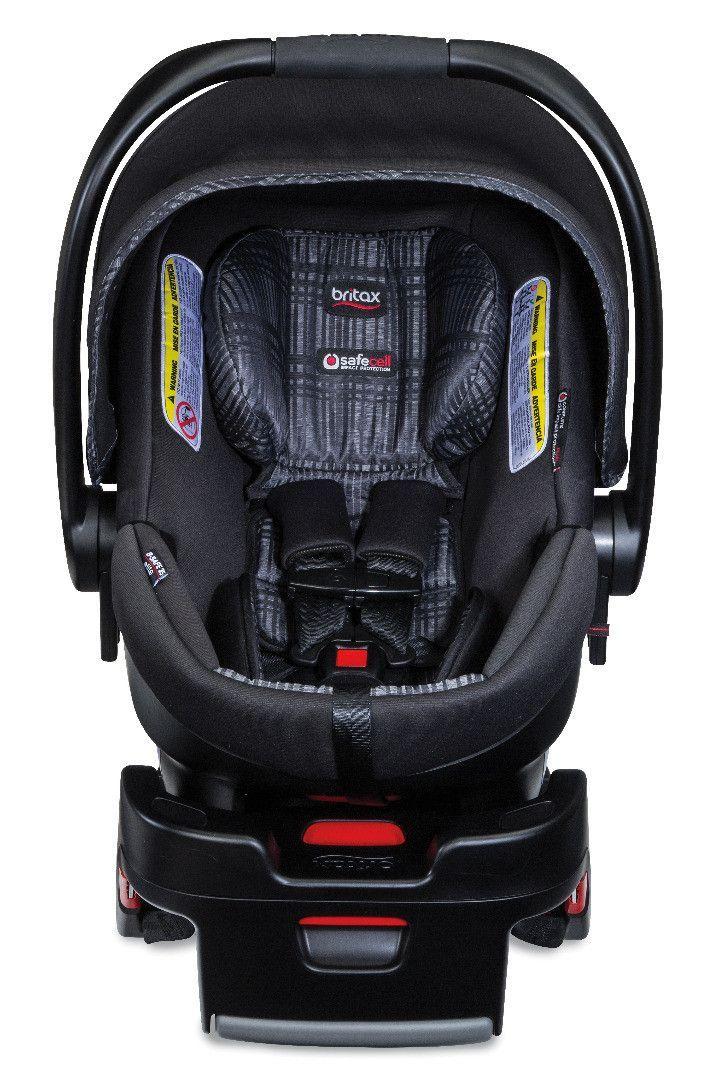 Britax B-Safe 35 Elite Infant Car Seat | Baby Boy Johnson \