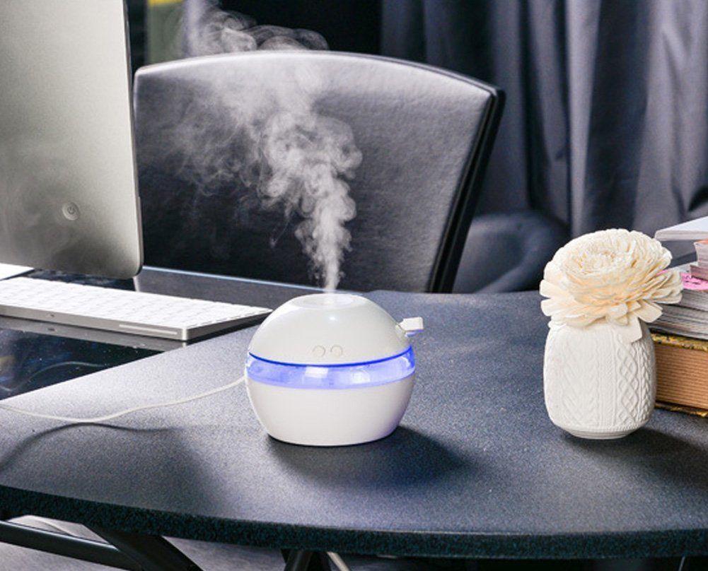 Ultrasonic Mist Humidifier ,Zero Disturb Sleep