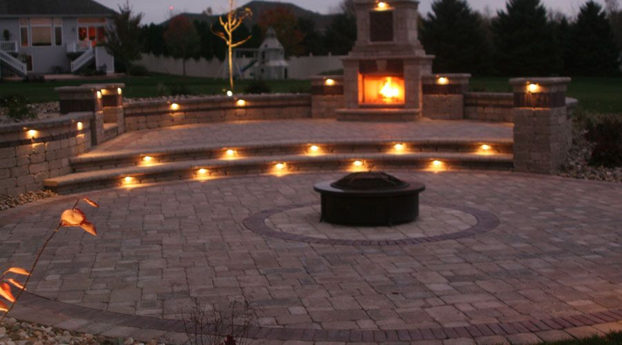 outdoor path lighting - Google Search