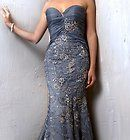 171569 JOVANI BEST price GUARANTEELAYAWAYlong dress evening gown BLUE 6 8 10 -- MORE INFO:  http://www.durhamplace.com/dress-gown-10-16/