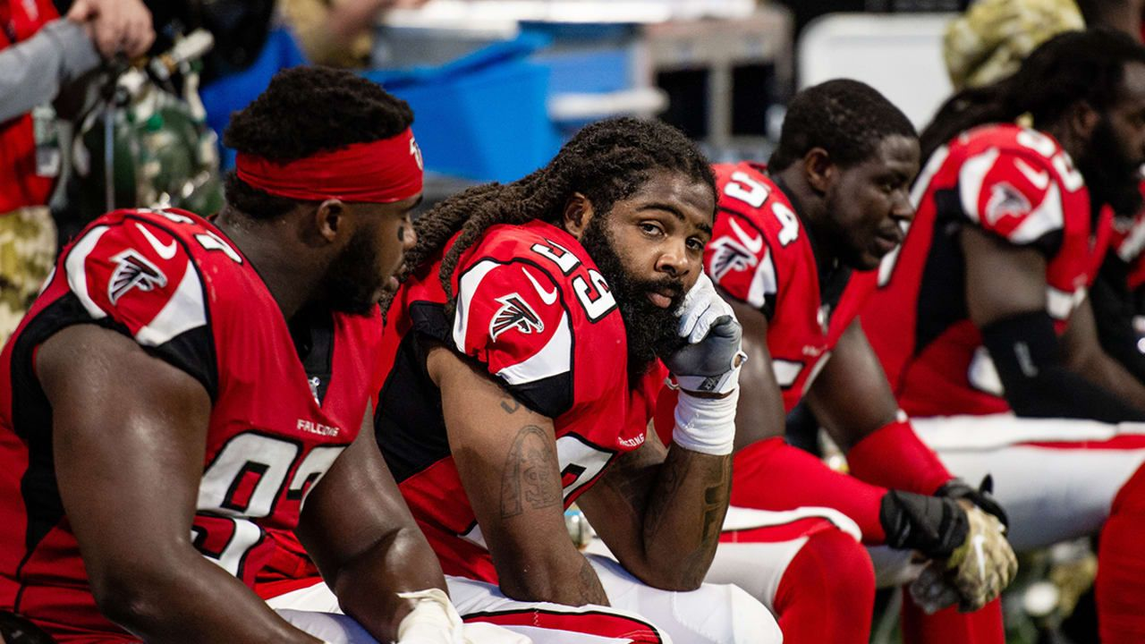 Desmond Trufant On Loss To Bucs They Took It From Us National Football League News Nfl News National Football League Football League