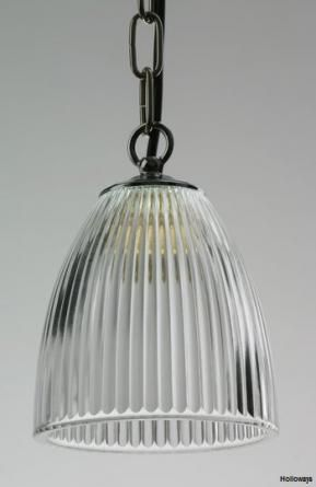 Period Bathroom Lighting Ideas elongated domed prismatic pendant, prismatic pendants, prismatic