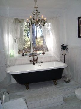 Classic Decorating Ideas For Clawfoot Bathtub Clawfoot Tub