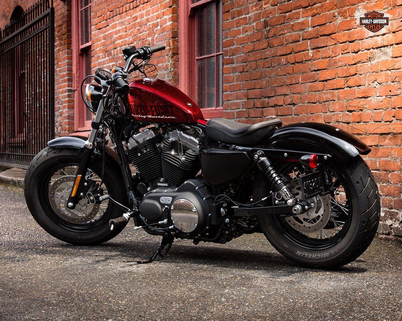 15 Hd Forty Eight Wallpaper 2 Harley Davidson Wallpaper Harley Davidson Motorcycles Harley Davidson Sportster