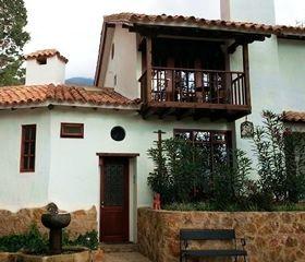 Casa de Las Aguas en Villa De Leyva