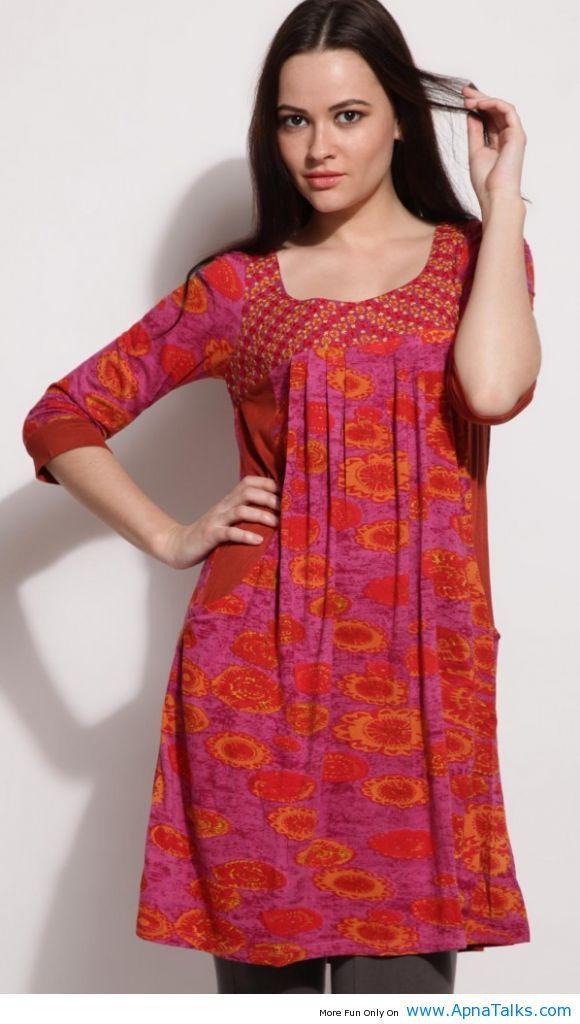 fcbf5508dfc Pin by Elizabeth Erickson-Malik on Style | Kurta designs, Red kurta ...