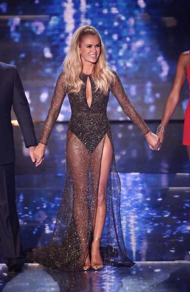 Semi Final Dress