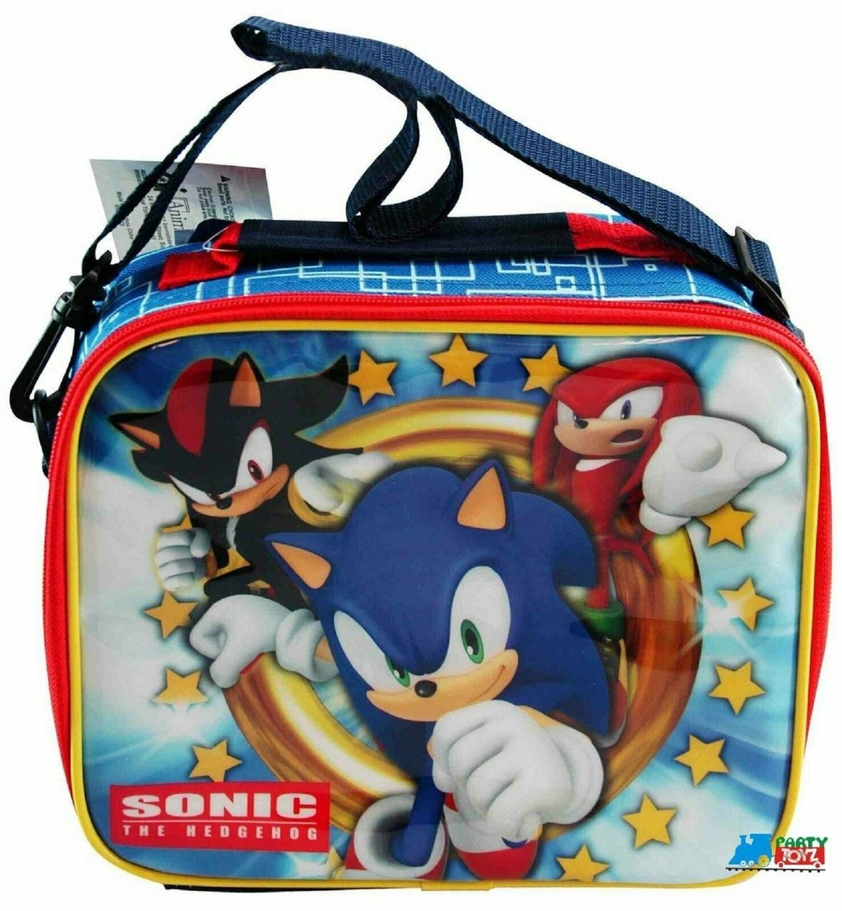 Lunch Box Sonic The Hedgehog Lunch Box Lunch Bag Lunch Box Containers