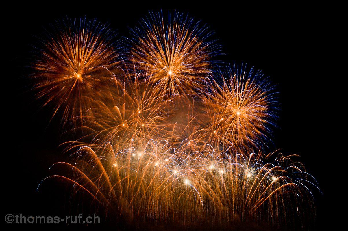 Fotos Feuerwerk   Fotos vom Feuerwerk an der Sonnwendfeier 2012