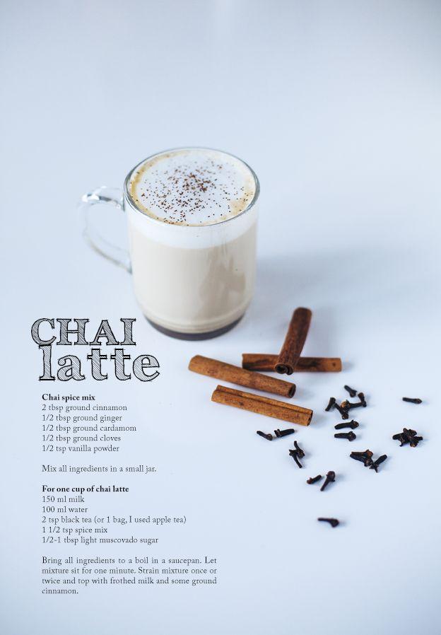 como se prepara el te chai