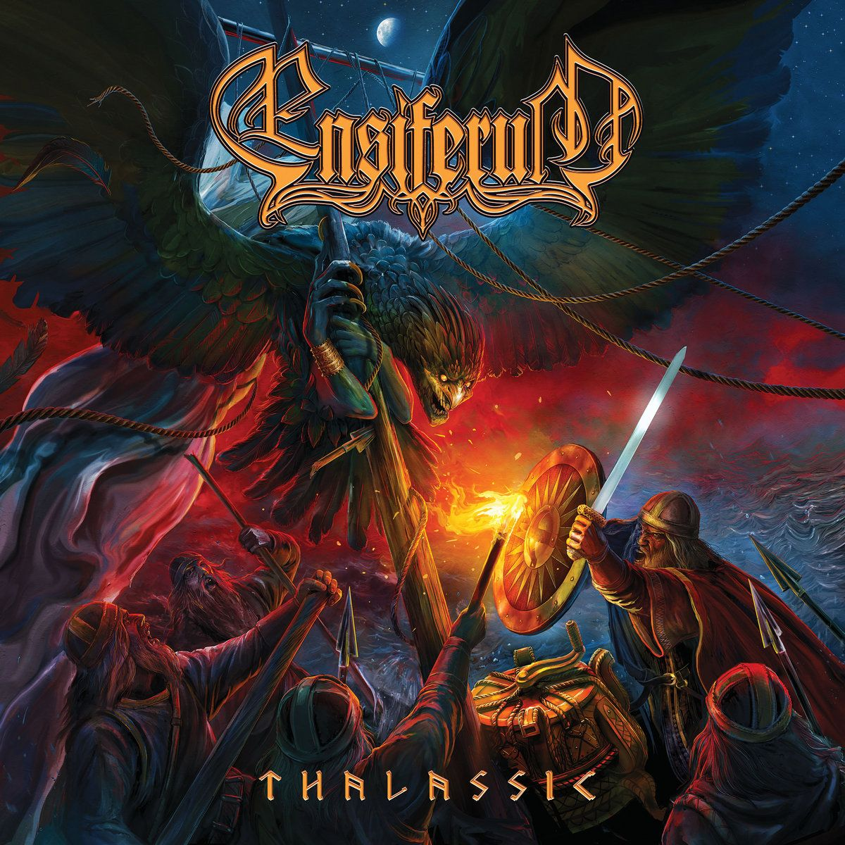 Pin op Metal Albums