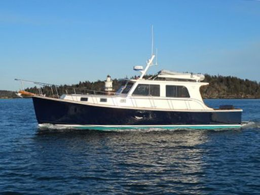 Wilbur Yacht | B-zone- DownEast Boats | Motor boats, Old