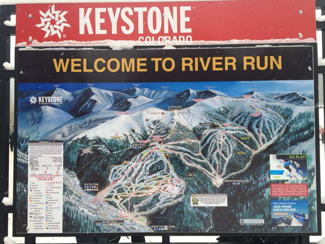 Keystone, CO - map!