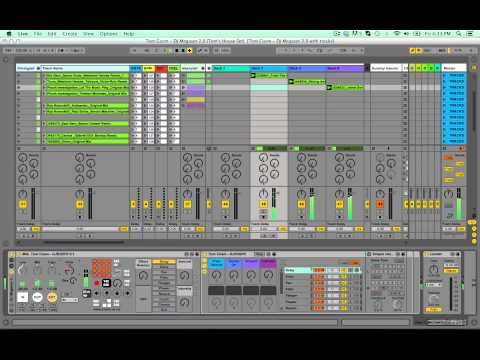 DJ Megaset 2.0 - Ableton Live Template for DJing and Mixing ...