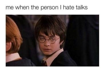 100 Memes For Everyone Who S Soulless Single Poor Petty Extra Thirsty And Dramatic But Has A Gr8 Personality Harry Potter Funny Funny Memes Hilarious