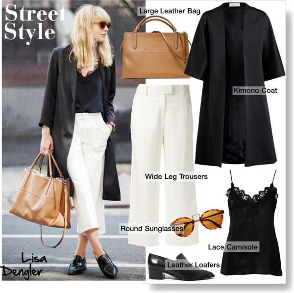 """""""Blogger Street Style/Just another fashion blog"""" by helenevlacho on Polyvore"""