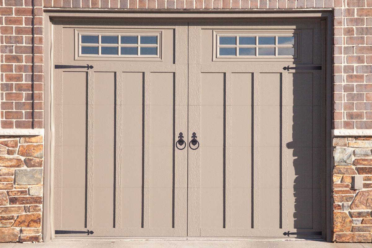 Midland Garage Door Overlay Design Residential Garage Doors