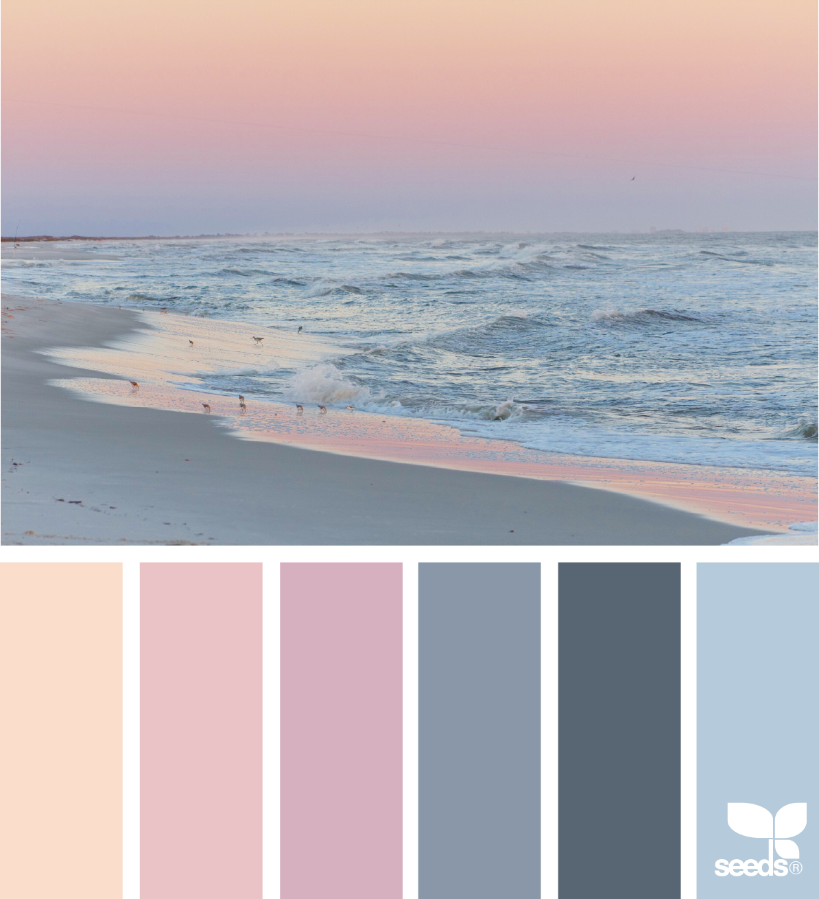 Mental Vacation (With images) Pastel colour palette