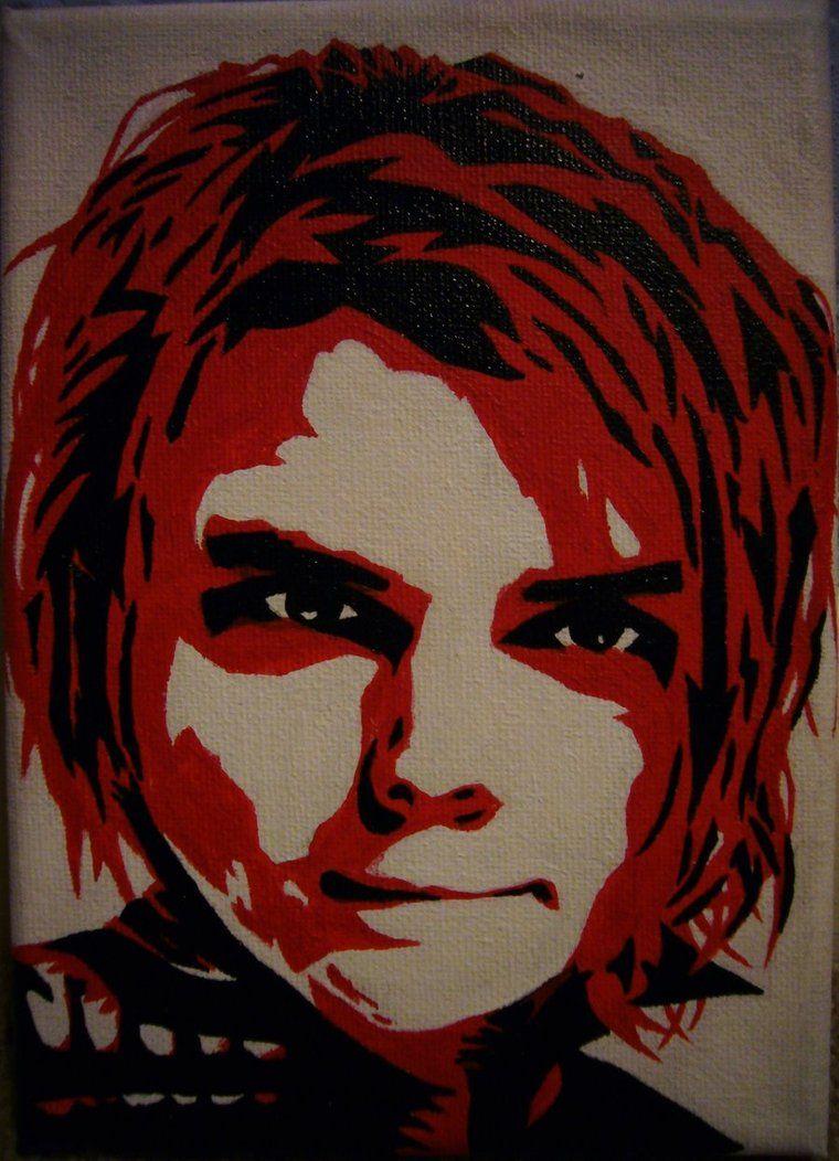 Gerard Way Pop Art by TheSeldomSceneKid