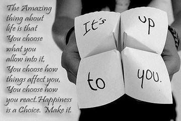 It S Up To You Inspirational Quotes Inspirational Words Words
