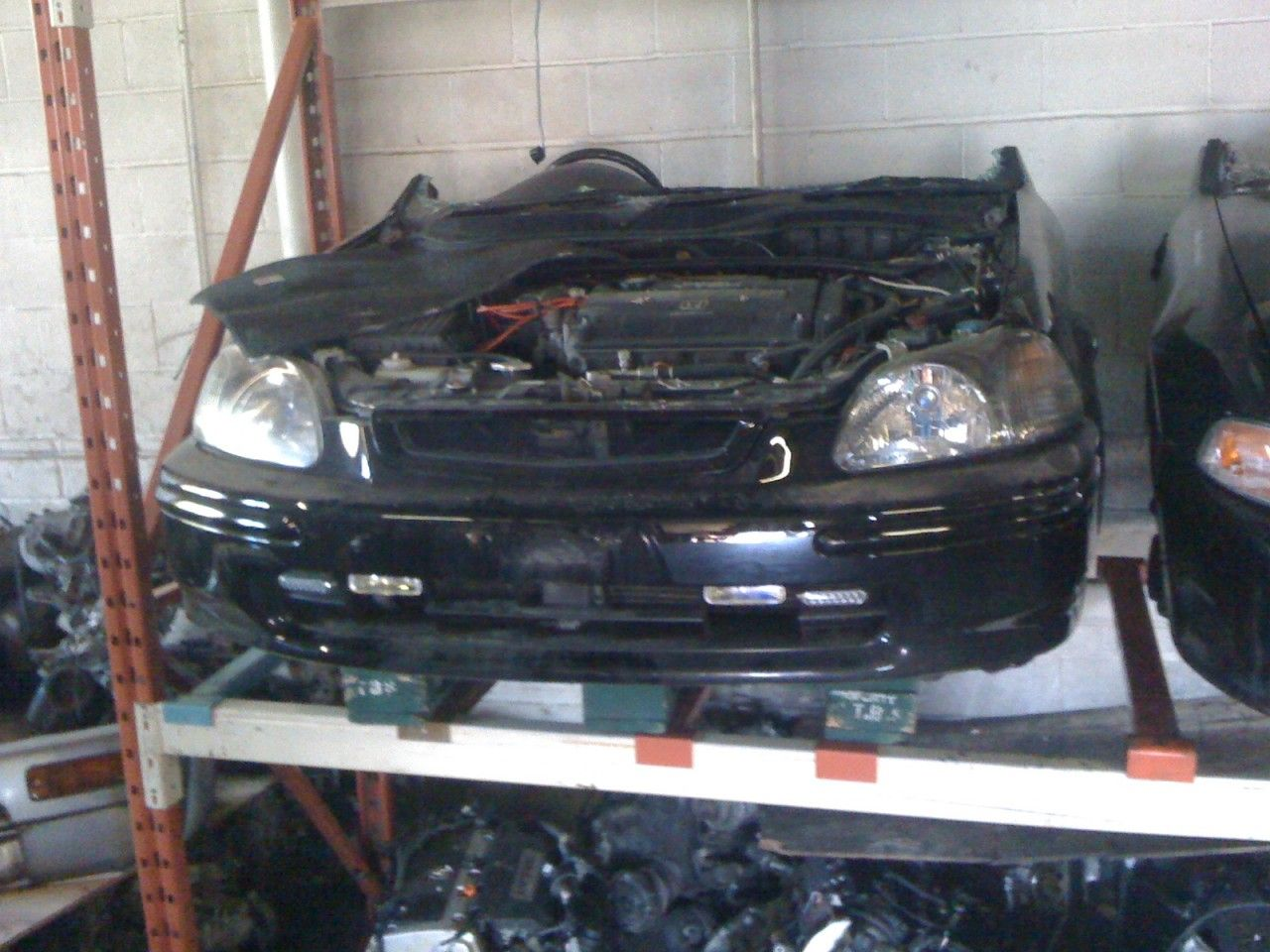 98+ Honda SIR CIVIC FRONT Clip JDM