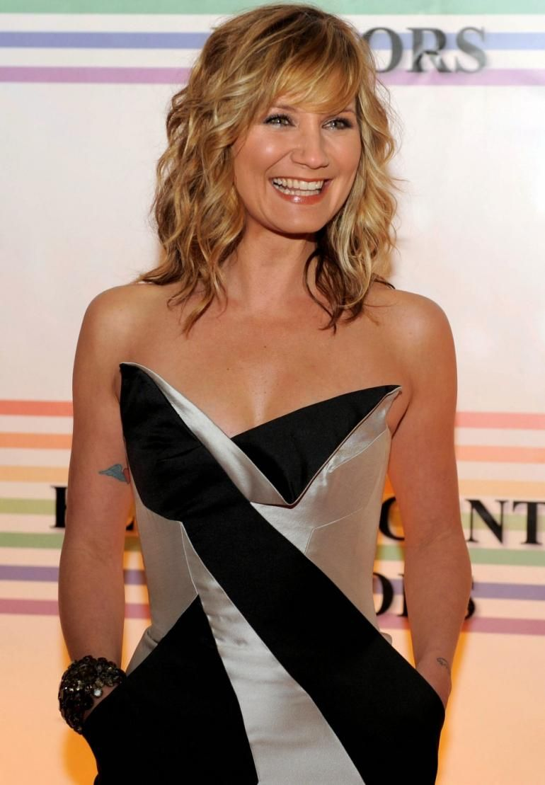 Jennifer Nettles Jennifer Nettles Gets Married To Justin