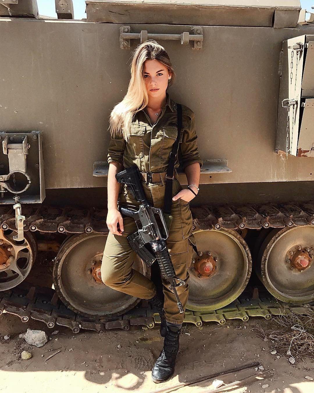 IDF - Israel Defense Forces - Women | Military girl, Army