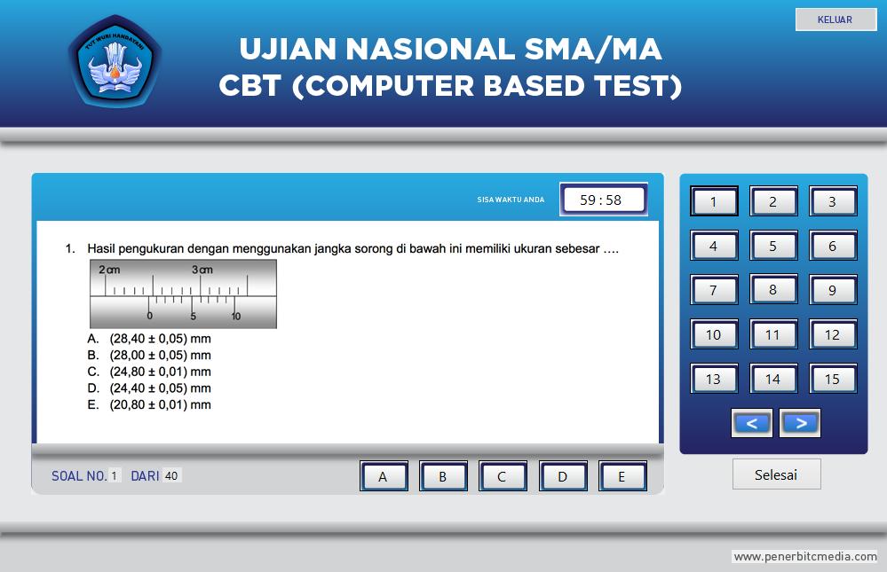 Download Software Simulasi Unbk Sma 2017 Ipa Amp Ips Teguh Computer Pendidikan Sekolah Kepala Sekolah