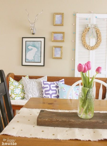 Thirty fabulous spring decorating ideas for every room in your home inspiration from the spring parade of homes