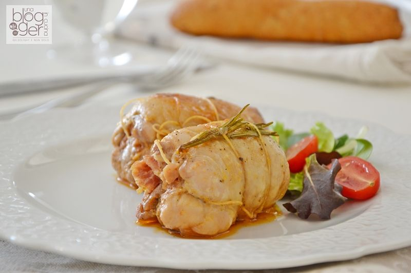 Photo of Involtini di sovracosce di pollo al prosciutto