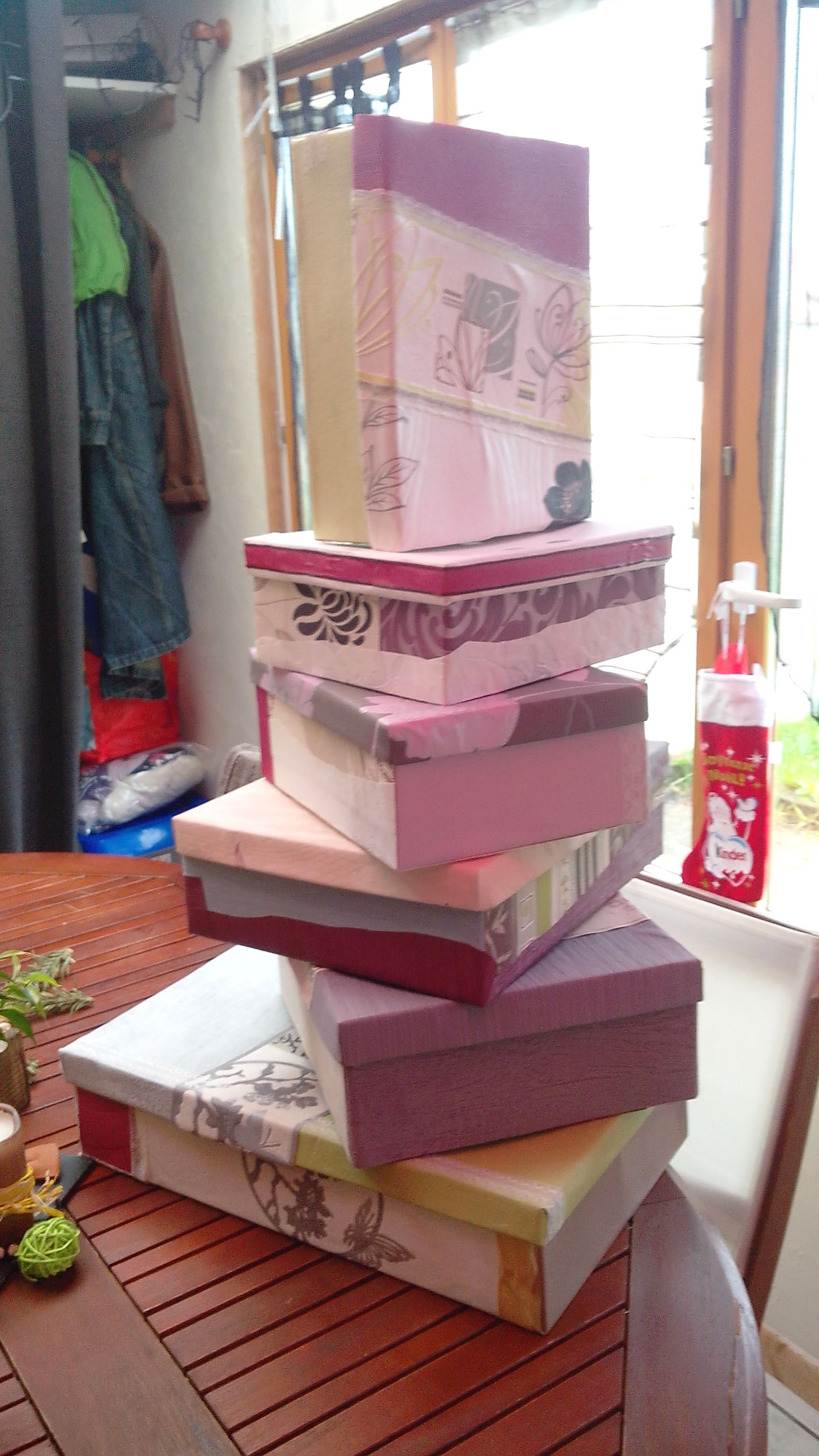 Boite a chaussure diy sweepstakes
