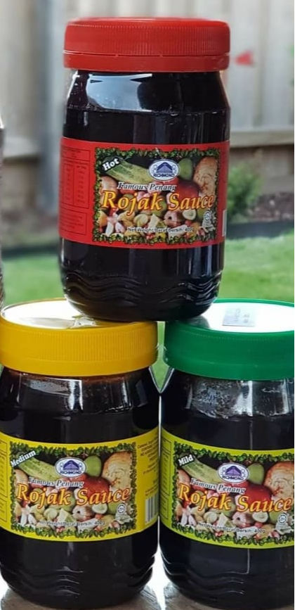 Rojak Sauce From Penang In 2020 Sauce Hoisin Sauce Salad Dishes